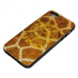 Чехол Fashion Case Versace для Apple iPhone 5/5S/SE силикон в блистере 004