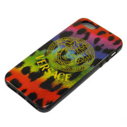 Чехол Fashion Case Versace для Apple iPhone 5/5S/SE силикон в блистере 005
