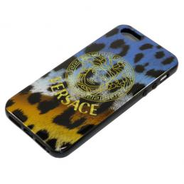 Чехол Fashion Case Versace для Apple iPhone 5/5S/SE силикон в блистере 007
