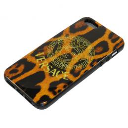 Чехол Fashion Case Versace для Apple iPhone 5/5S/SE силикон в блистере 008