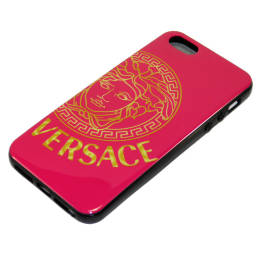 Чехол Fashion Case Versace для Apple iPhone 5/5S/SE силикон в блистере 009