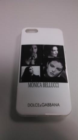 Чехол Fashion Case DOLCE & GABBANA для Apple iPhone 5/5S/SE силикон в блистере 012